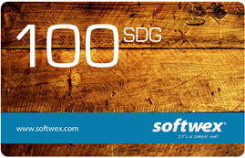 SDG 100 Softwex Card